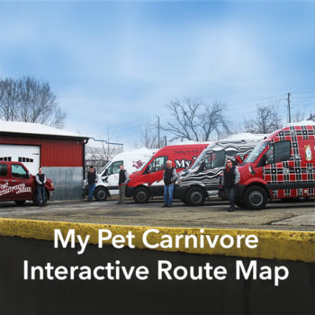 delivery interactive map